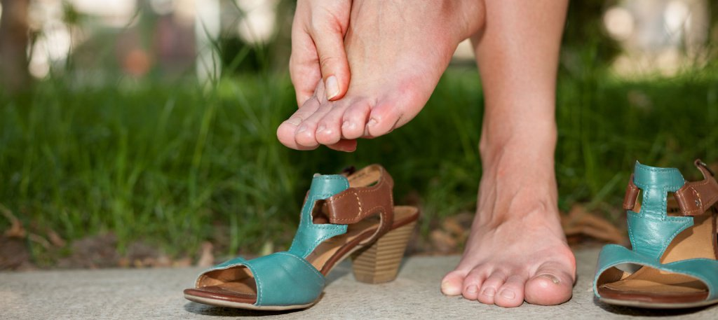 Беспокоит вросший ноготь на ноге